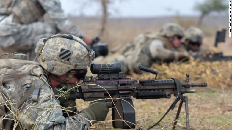 El ejército de Estados Unidos quiere reemplazar la munición existente, que causa un daño muy prolongado al medio ambiente.
