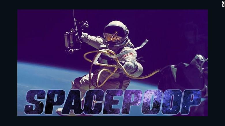 El 'Desafío de los excrementos espaciales' recibió 5.000 propuestas de un total de 19.000 competidores de más de 150 equipos.