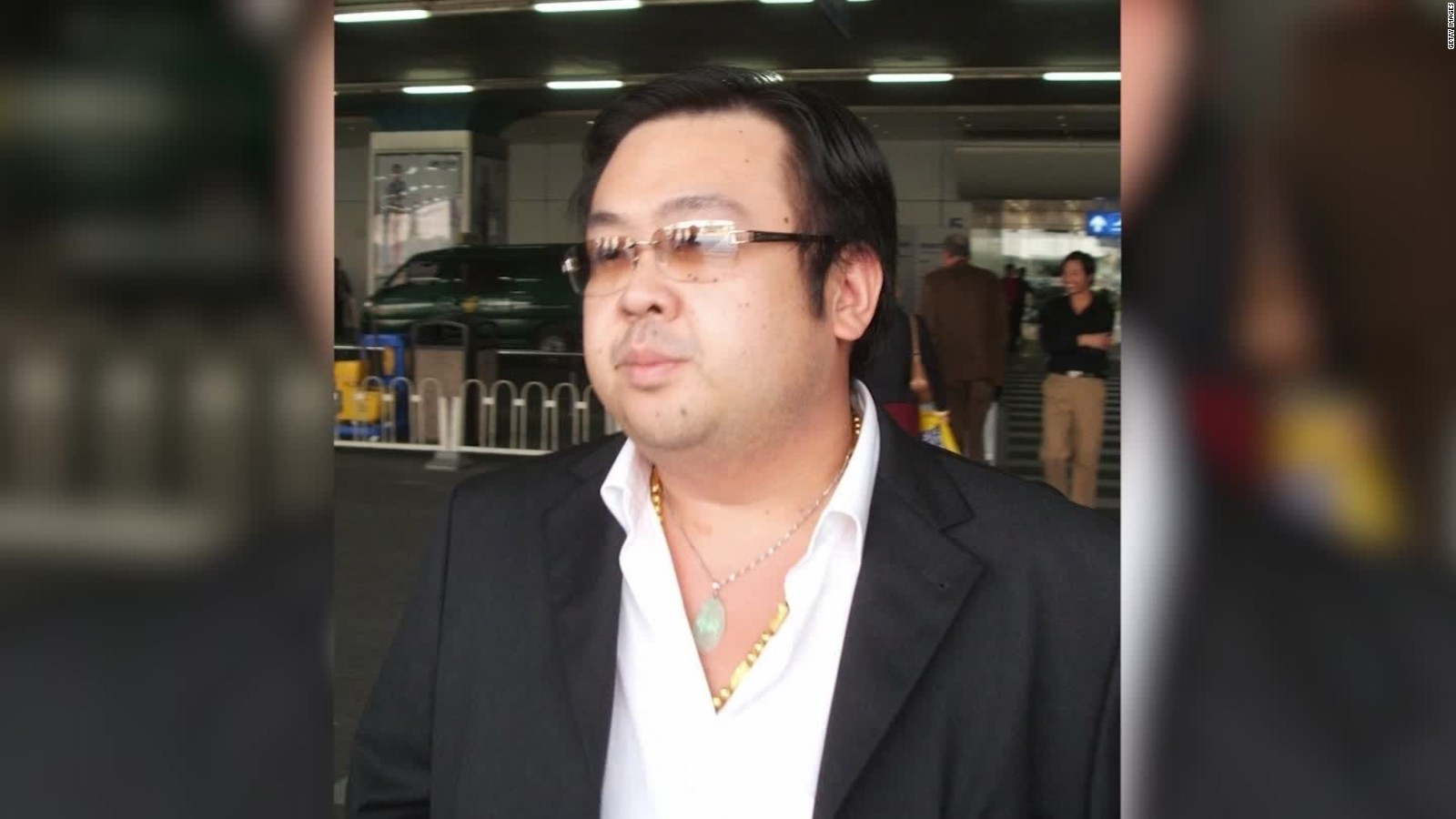 Kim Jong-nam fue envenenado con gas nervioso VX en el Aeropuerto Internacional de Malasia.
