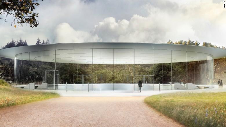 Según Apple, su nuevo cuartel general funcionará con energía 100% renovable.
