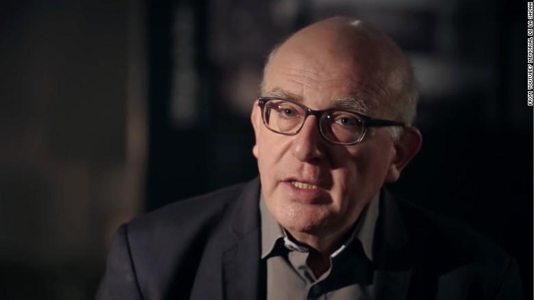 El historiador Henry Rousso trabaja con el Centro Nacional de Investigación Científica de Francia y tiene vínculos con las universidades de Columbia y Harvard, entre otras.