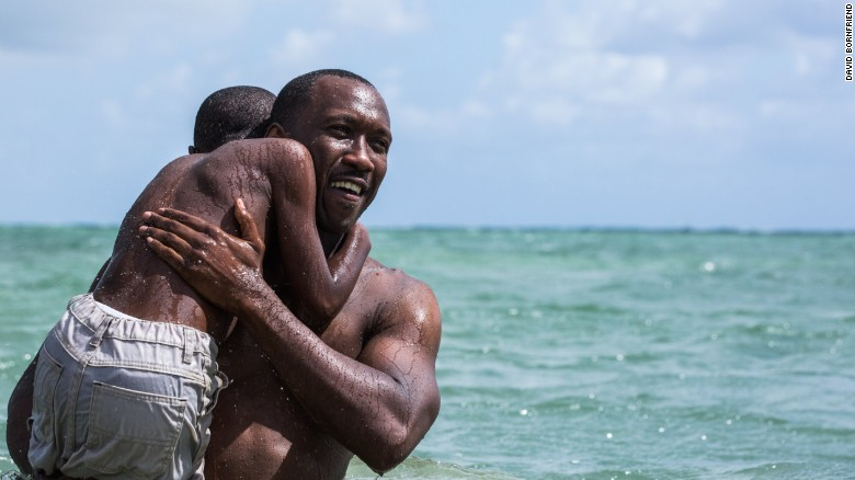 Mahershala Ali en 'Moonlight'.