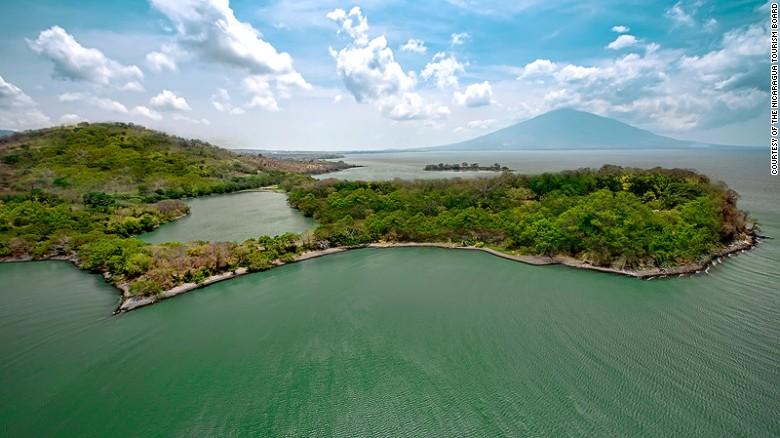 Lago De Nicaragua Hay Que Verlo Antes De Que Cambie Para Siempre Cnn