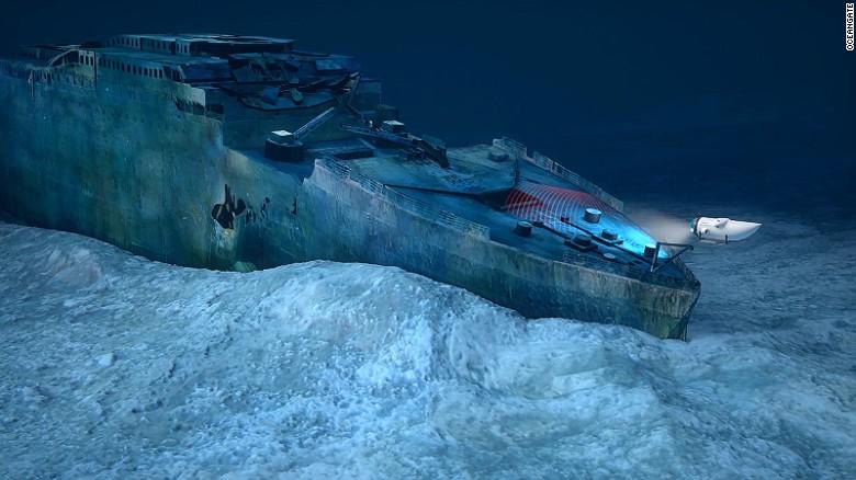 Quieres Explorar Los Restos Del Titanic Los Viajes Al Lugar Del Naufragio Comenzarán En 2018 Cnn