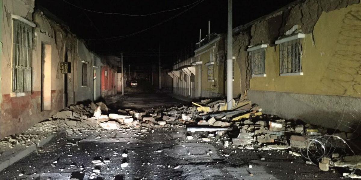 Declaran Alerta Naranja Tras Sismo En Guatemala Cnn
