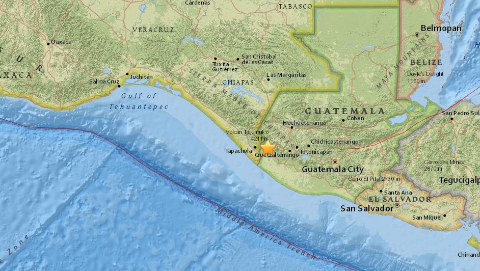 Un Sismo De Magnitud 6 9 Sacude Guatemala Cnn
