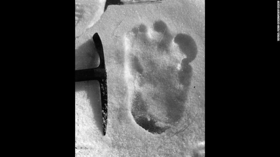 """Grandes misterios en la Historia – Historias de bestias elusivas peludas y gigantes parecidas a los humanos han sido relatadas en varios continentes durante siglos. En las montañas del Himalaya, es conocido como el Yeti o el abominable hombre de las nieves. Los norteamericanos han informado de avistamientos de Pie Grande o Sasquatch. Los rusos llaman al suyo """"Almasty""""."""