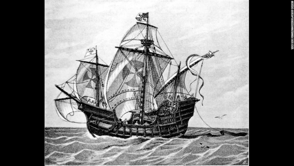 Grandes misterios en la historia – La ubicación de la Santa María, la carabela insignia de Cristóbal Colón durante su viaje al nuevo mundo, ha sido un misterio desde que encalló a finales de 1492. El explorador submarino Barry Clifford afirma que pudo haber encontrado el barco en la costa de Haití.