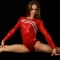 McKayla Maroney posa para un retrato durante el 14 de mayo de 2012 en Dallas, Texas. Crédito: Ronald Martinez / Getty Images