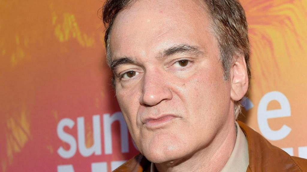 Quentin Tarantino en una fotografía el 10 de agosto de 2017 en Los Angeles, California. Crédito: Foto por Matt Winkelmeyer / Getty Images para Sundance