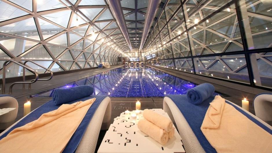 The Airport Hotel, Hamad International Airport, Qatar