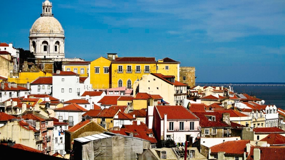 Lisbon, Portugal: The capital of Portugal is home to cobbled streets, red roofs and pastel-colored houses. In 2018, the city will host the well-known, kitschy Eurovision Song contest for the first time.