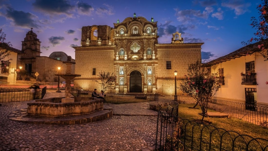 Cajamarca, Peru: The Peruvian city of Cajamarca is a cultural hotspot known for its baroque churches, including Belen -- pictured here -- plus natural hot springs and fantastic hikes.