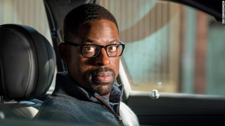 """THIS IS US -- """"Number Three"""" Episode 210 -- Pictured: Sterling K. Brown as Randall -- (Photo by: Ron Batzdorff/NBC)"""