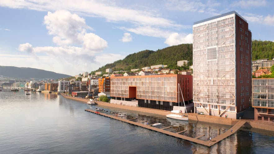 El título fue cogido por el Treet, en Noruega. Crédito: Snølys