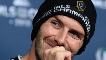Beckham lucha contra el acoso escolar