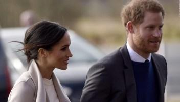 Más detalles de la boda entre el príncipe Enrique y Meghan Markle