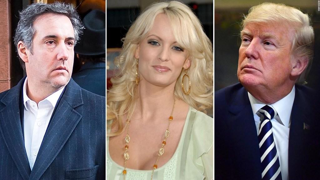 Stormy Daniels pide que Trump testifique bajo juramento