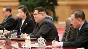 ¿Qué pasará después de la visita de Kim a China?