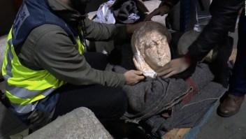 Capturan a contrabandistas de arte de ISIS