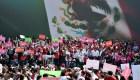 Comenzó la campaña presidencial en México