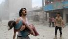 Las controversiales tácticas de guerra en Siria