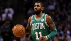 Los Celtics de Boston pierden a Kyrie Irving