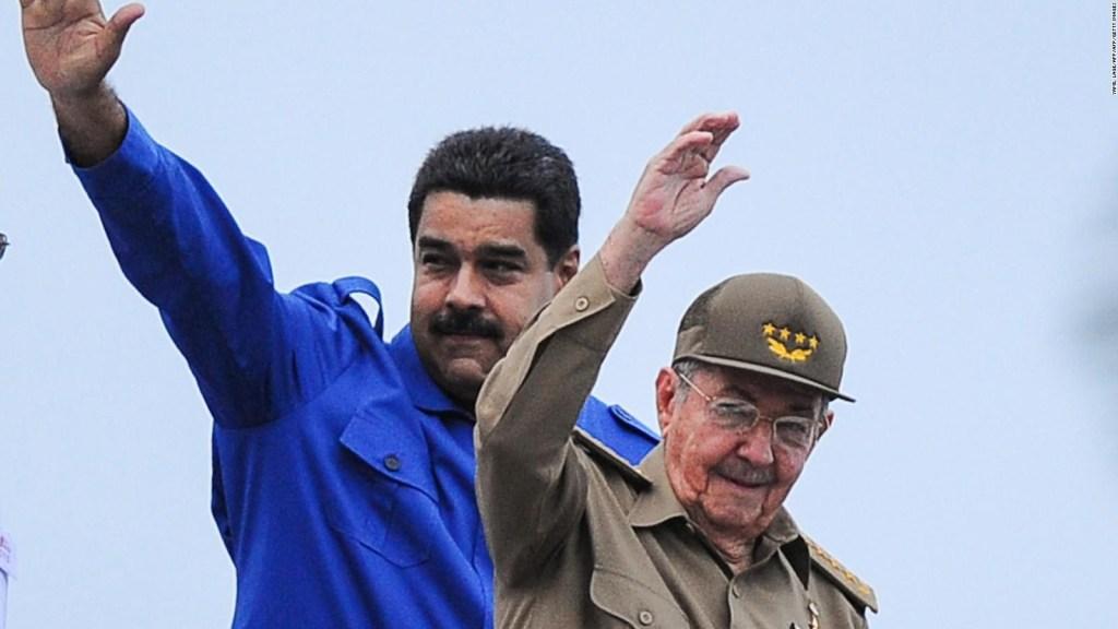 """Izurieta: """"En Cuba se vive ahora mejor que en Venezuela"""""""