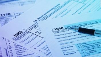 Plazo extendido para declarar impuestos en EE.UU.