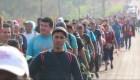 """Avanza la """"caravana migrante"""""""