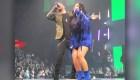 Luis Fonsi y Demi Lovato, juntos por primera vez en el escenario