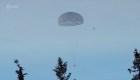 Prueba exitosa del mayor paracaídas que será enviado a Marte