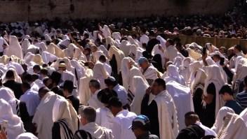 #ElDatoDeHoy: judíos reciben bendición