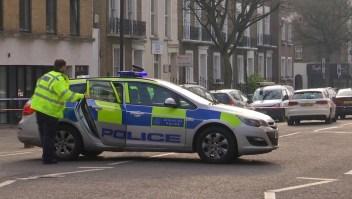 La guerra de pandillas crece en Londres