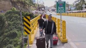 Esta es la travesía de los venezolanos a otros países de Latinoamérica