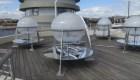Una gran esfera para combatir la crisis de agua en el mundo