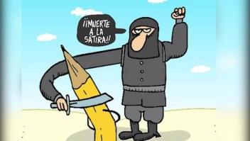 Caricaturista deja las redes sociales por amenazas de muerte