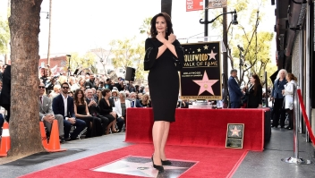 La Mujer Maravilla ya tiene su estrella de la fama
