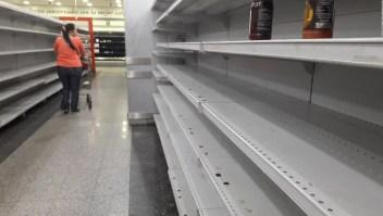 ¿Por qué hay escasez de alimentos en Venezuela?