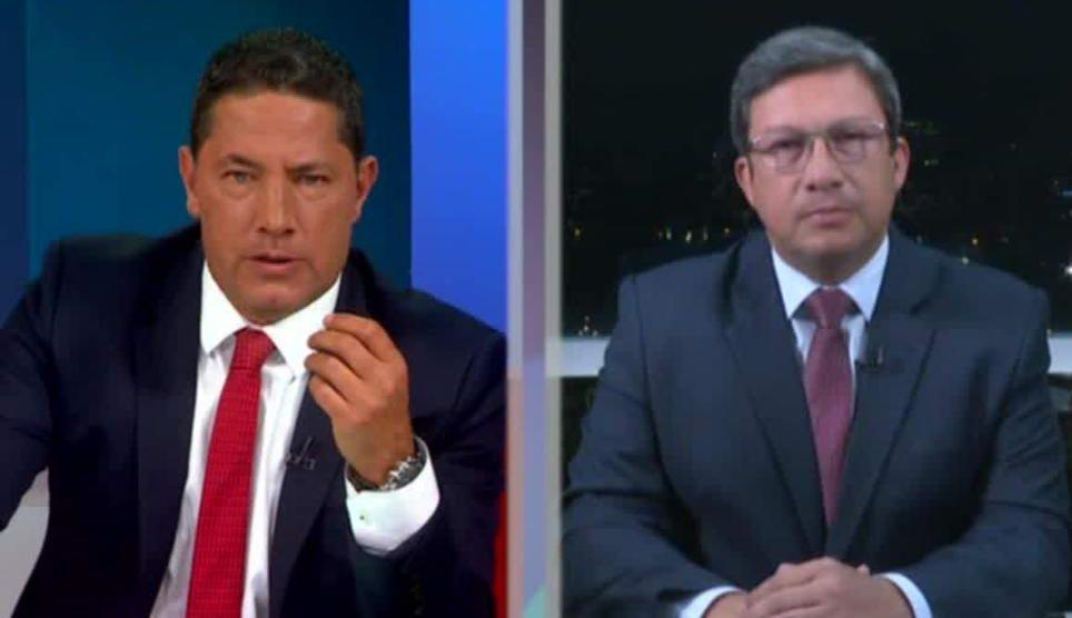 César Navas: Los tres periodistas estarían en Colombia