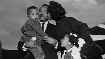 """""""Martin Luther King nos enseñó a luchar por nuestros ideales"""""""
