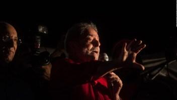 Así fue el primer día de Lula da Silva en la cárcel