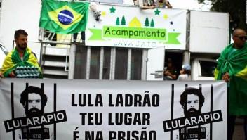Curitiba espera que Lula da Silva se entregue