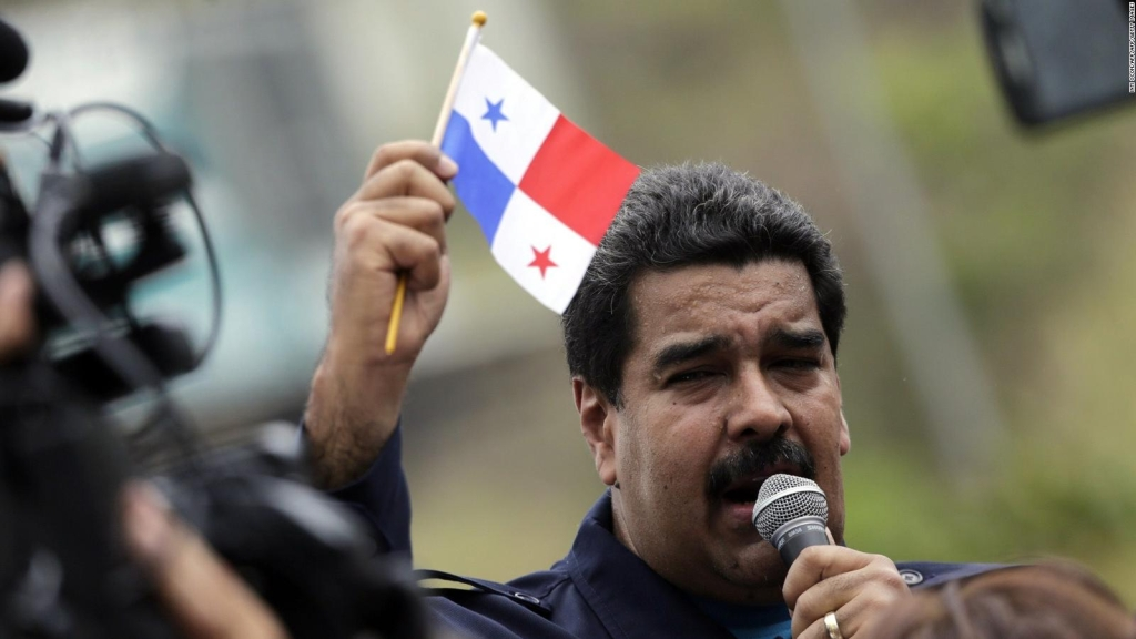 Venezuela y Panamá enfrentados