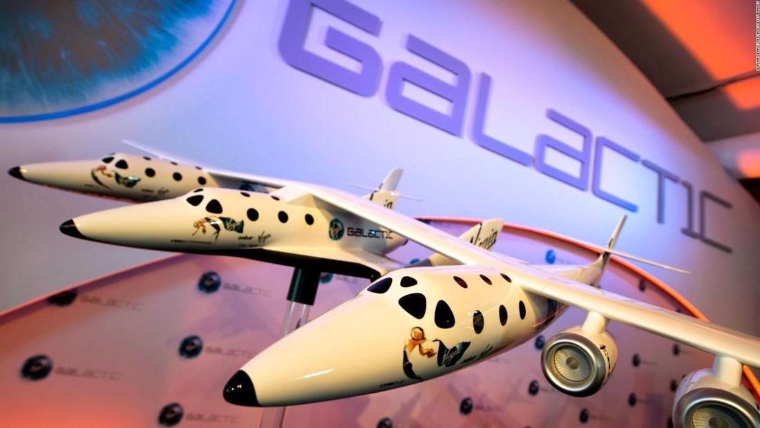 ¿Vuelven los viajes supersónicos de Virgin Galactic?