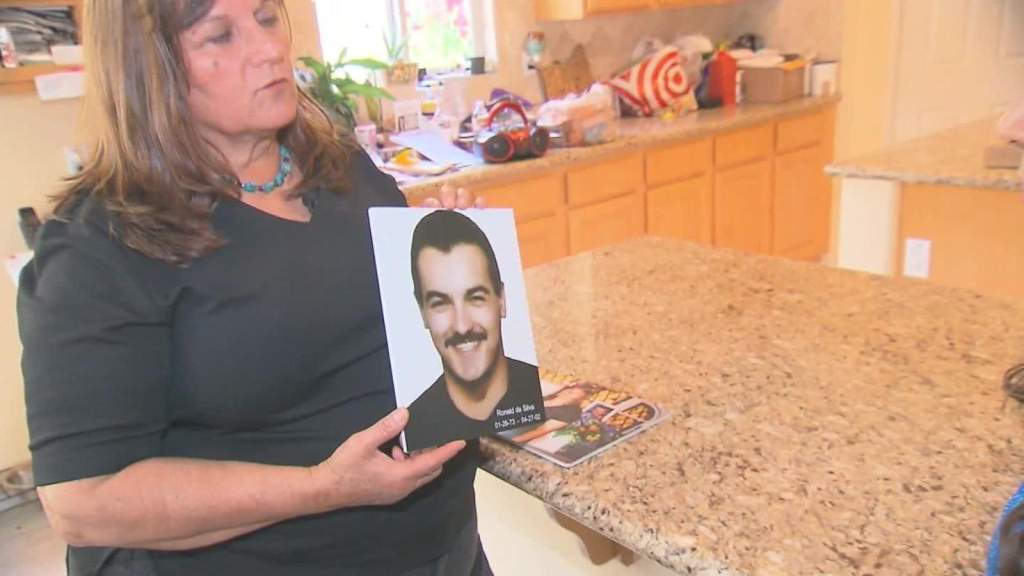 Esta madre apoya la idea de enviar tropas a la frontera
