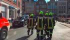 Un vehículo embiste a peatones en Münster, Alemania