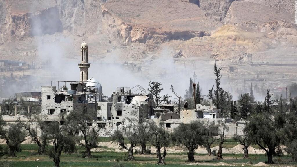 Condena global por presunto ataque químico en Siria