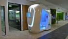 Dubai lanza cabinas médicas callejeras