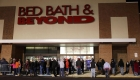 #LaCifraDelDía: 20% fue el desplome de las acciones de Bed Bath & Beyond
